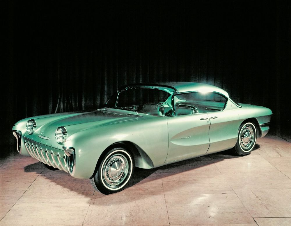 The Biscayne – Chevrolet's Motorama Dream Car for 1955