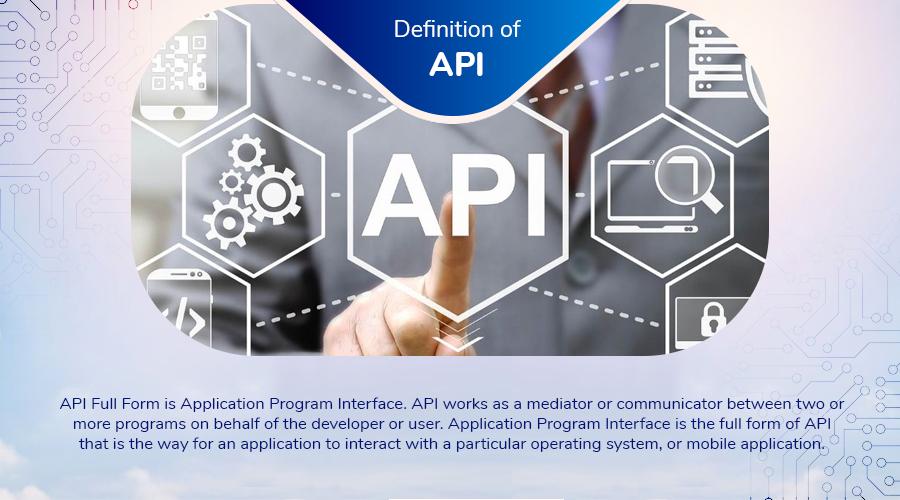 API Full Form 1