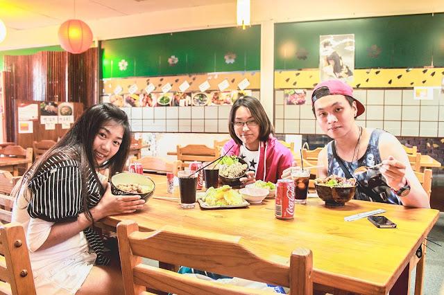 Ray Tan 陳學沿 (raytansy) ; Uchouten Japanese Restaurant @ Surfers Paradise, Gold Coast, Queensland, Australia 黃金海岸有頂天日式餐廳 澳洲澳大利亞 昆士蘭