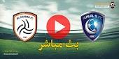 نتيجة مباراة الشباب والهلال اليوم 7 مايو 2021 في الدوري السعودي