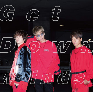 [Single] w-inds – Get Down [MP3/320K/ZIP]