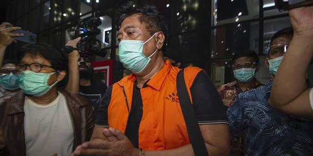 Divonis 2 Tahun Penjara, Penyuap Edhy Prabowo Dikirim Ke Lapas Cibinong
