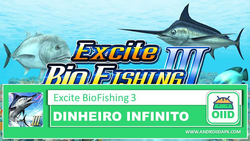 Excite BigFishing Ⅲ – APK MOD HACK – Dinheiro Infinito