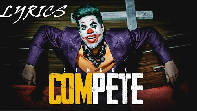 Compete song lyrics in English - SINGGA