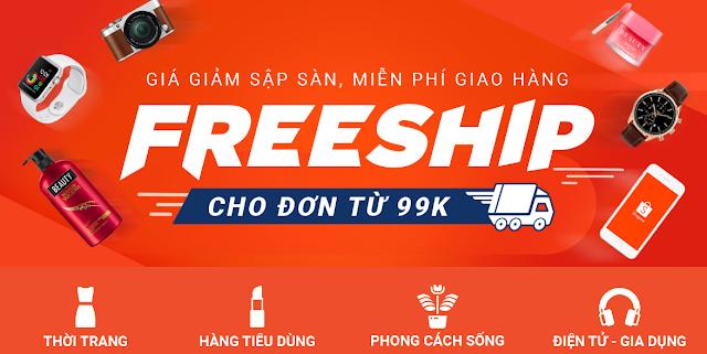 Ma Miễn Phi Vận Chuyển Shopee Hang Thang