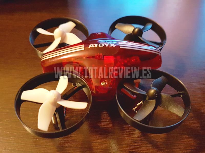 ATOYX AT-66, el mejor mini drone barato