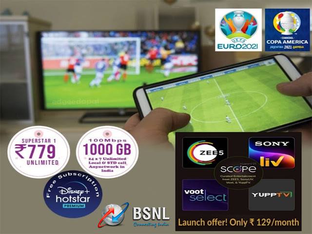BSNL Landline customers to get Rs 600/- discount on migrating to Bharat Fiber (FTTH) Broadband