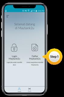 Ulasan Maybank Internet Banking
