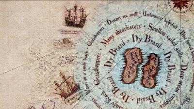 La leggendaria isola di Hy Brasil