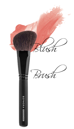 blush makeupbrush