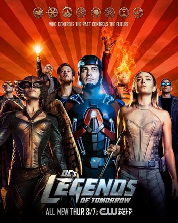 DCs Legends of Tomorrow Season 1 EP.1-16 End (ซับไทย)