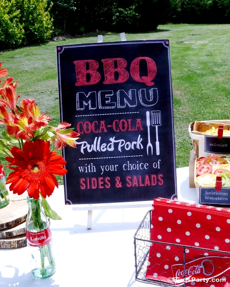 BBQ Cookout Summer Party Ideas - Party Ideas | Party Printables Blog