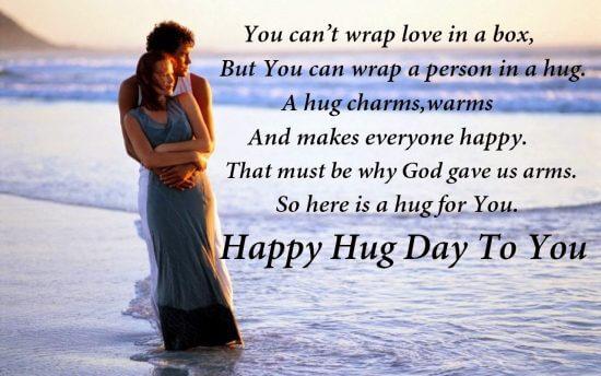 Hindi Happy Hug Day Shayari Quotes Wishes Greetings