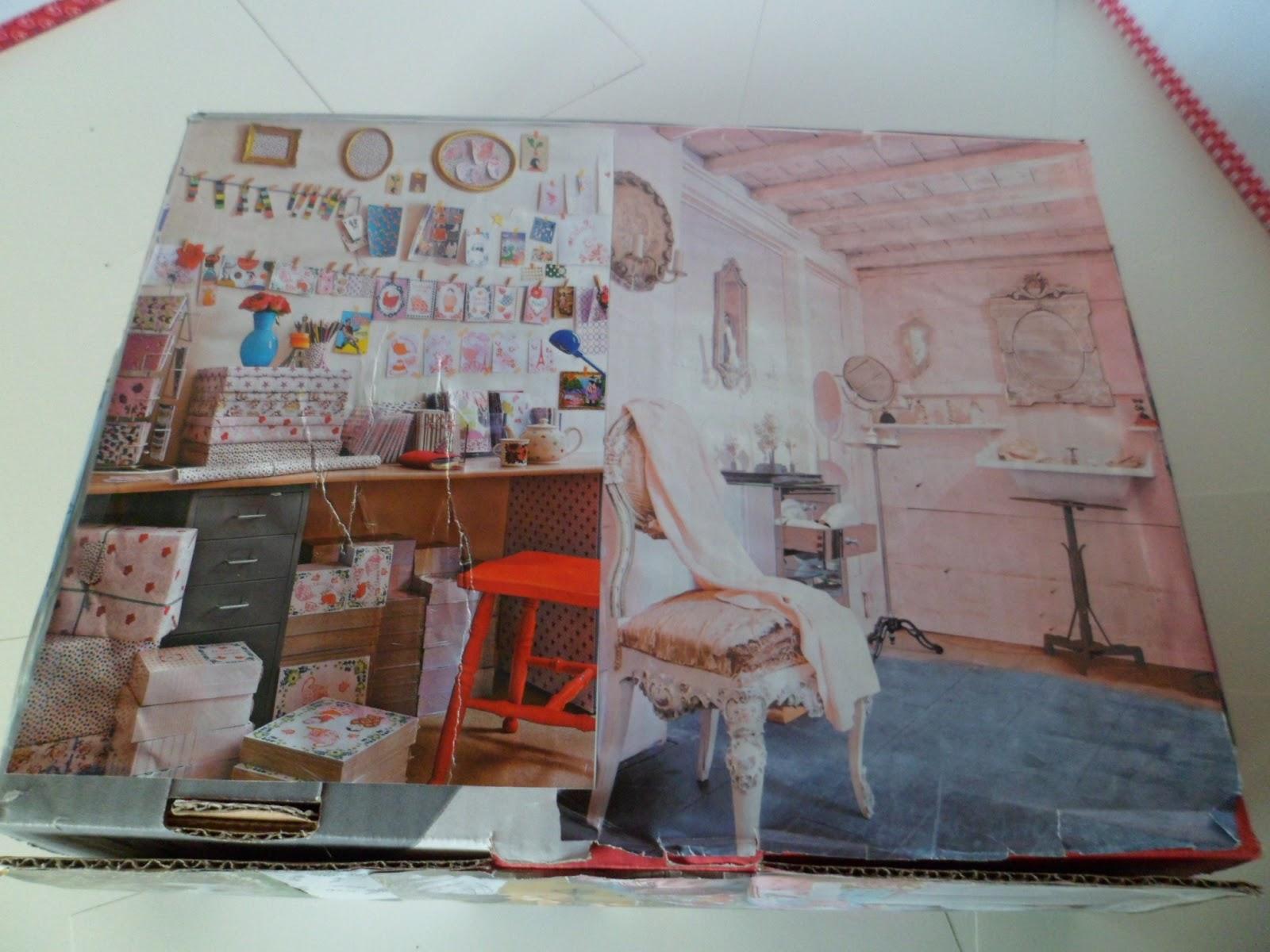ma vie d co ranger ses papiers. Black Bedroom Furniture Sets. Home Design Ideas
