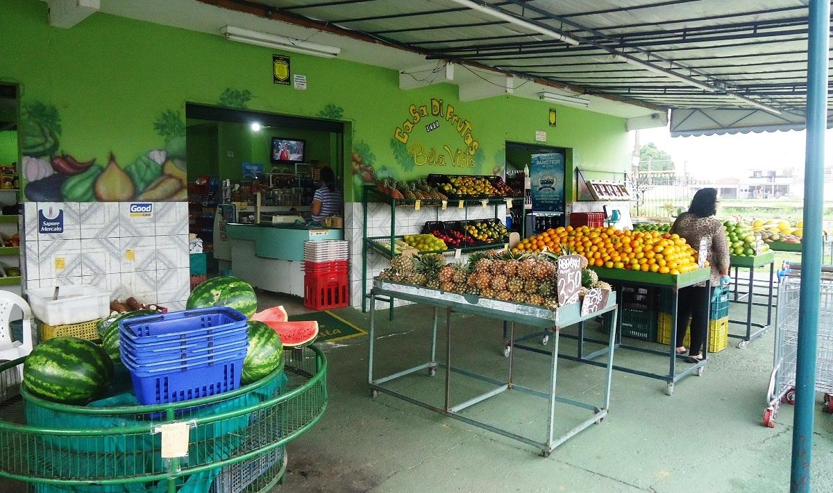 Frutarias se animam com nova licitação de aluguel de veículos aberta em Curuá