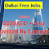 Dubai New Jobs | Salary 6000AED +Visa Also By Company|