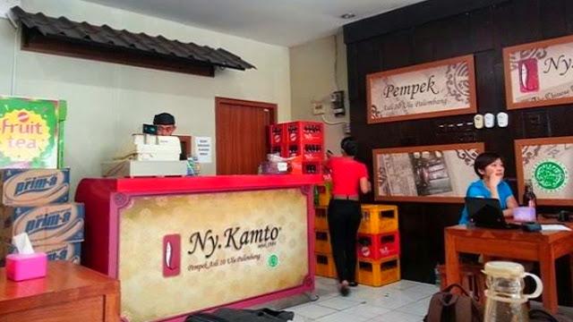 Rumah Makan Pempek Ny Kamto Yogyakarta