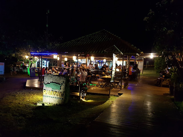 Restaurante Flamboyant - Fernando de Noronha