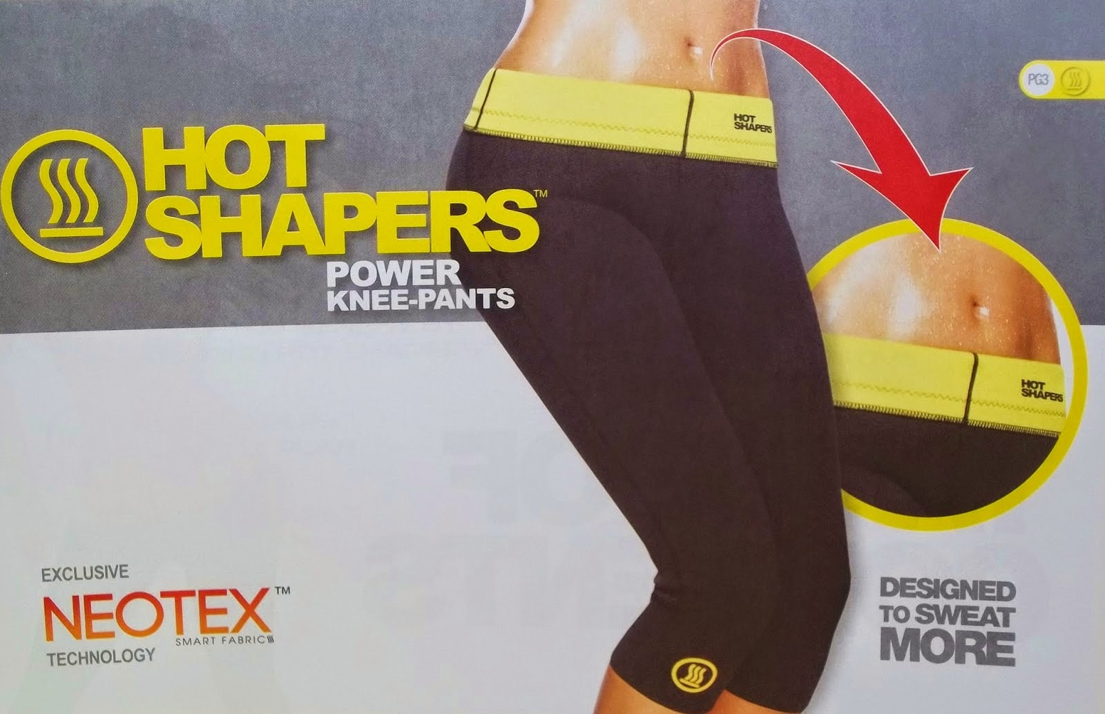 HOT SHAPERS PANTS ( LIMITED STOCK )