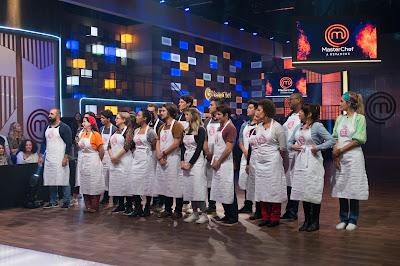 Cozinheiros se preparam para os embates - Crédito: Carlos Reinis/Band
