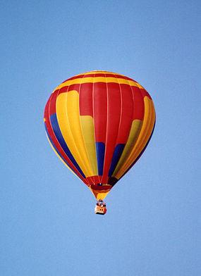 Prinsip Kerja Balon Udara