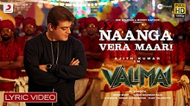 Naanga Vera Maari Lyrics >> Yuvan Shankar Raja, Anurag Kulkarni   Tamil Songs