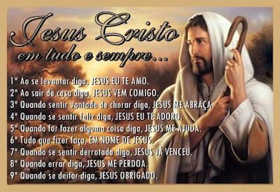 Mensagens Que A Vida Ensina Jesus Cristo Mensagens E Frases