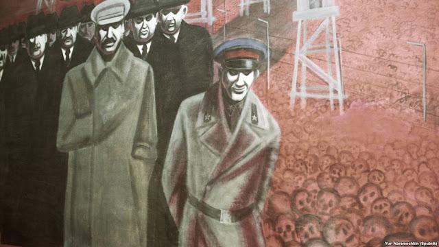 Όταν οι κομμουνιστές αμφισβητούν, για πολλοστή φορά, τις σταλινικές διώξεις των Ελλήνων...