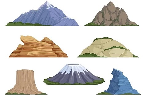 parvat-kise-kahate-hain-mountains-in-hindi