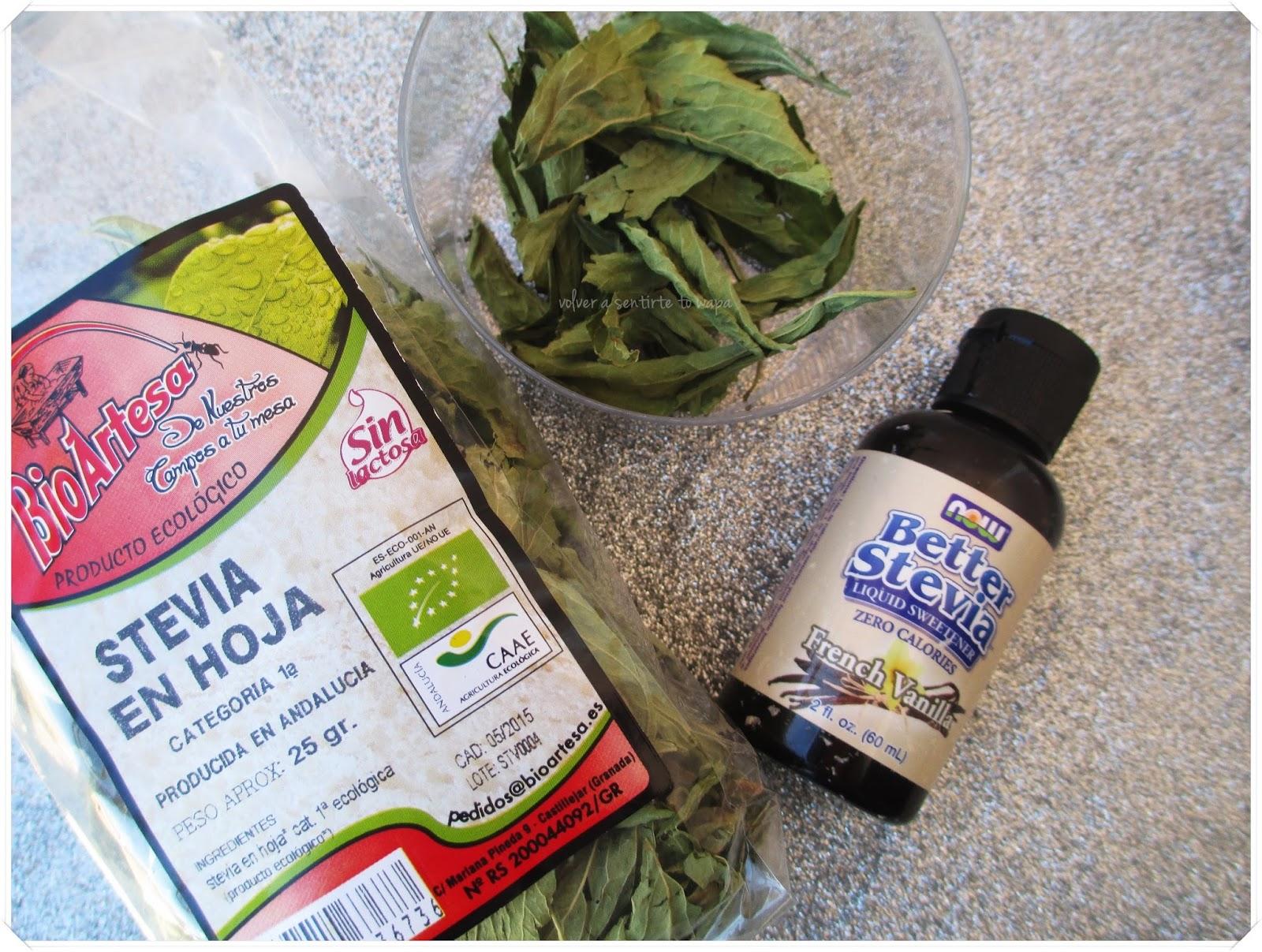 4 alimentos que he incluido en mi día a día - Healthlife - Stevia