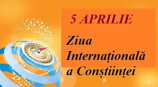 5 aprilie: Ziua Internațională a Conștiinței