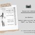 """📷Παρουσίαση Φωτοέκθεσης #3: Έκθεση Καλλιτεχνικής Φωτογραφίας """"AQUA"""" της Έλλης Αγιαννίδη"""