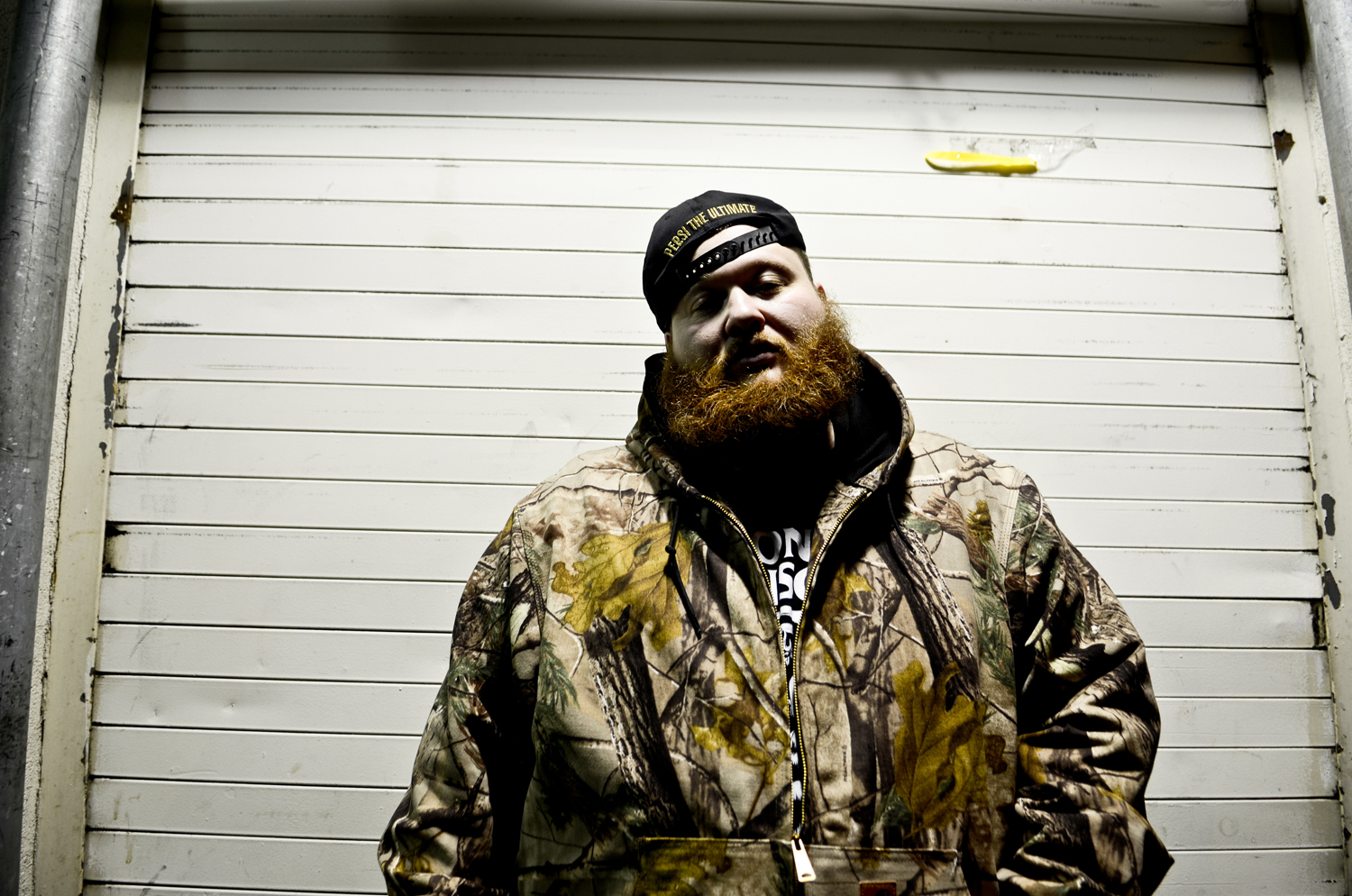 Action Bronson - The Chairman's Intent  | Musikvideopremiere