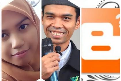 3 Halaman blogspot yang sudah tidak di update oleh para pemiliknya semenjak tahun 2017