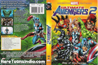 Ultimate Avengers 2: Rise of the Panther (2006) Hindi Dubbed Download (720p HD) 1