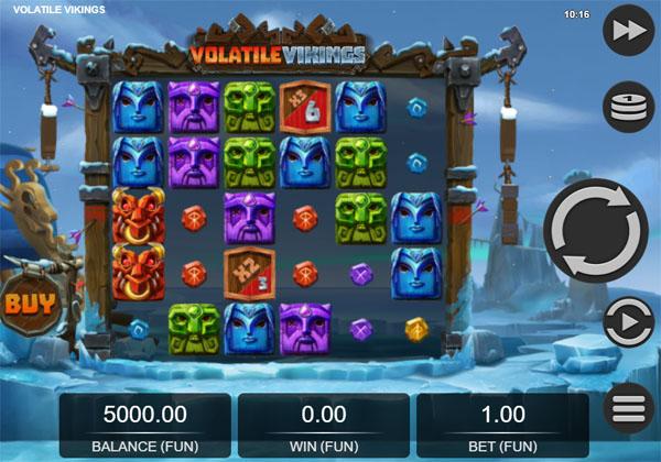 Main Gratis Slot Indonesia - Volatile Vikings Relax Gaming