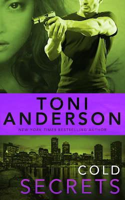 Bea's Book Nook, Review, Cold Secrets, Toni Anderson