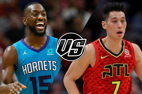 Live Streaming List: Charlotte Hornets vs Atlanta Hawks 2018-2019 NBA Season
