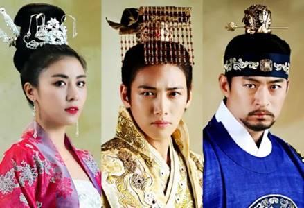 Empress Ki, drama korea sageuk terbaik rating tinggi