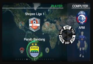 Download PES 2011 Mod 2020 Full Update Shopee Liga 1