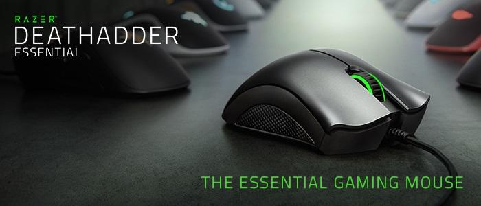 Razer DeathAdder Essential Gaming Mouse (under $25)