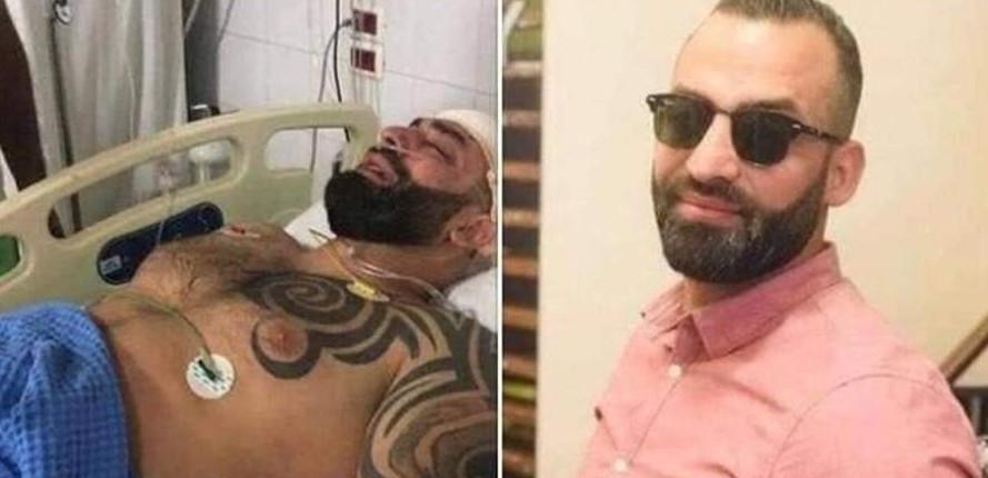 """3 رصاصات في رأس """"صابر"""" وظهره.. هو الفلسطيني الذي حمى الأبرياء ليلة العيد"""