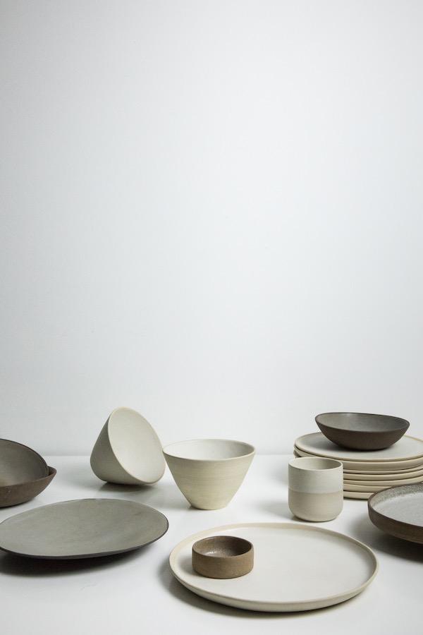 Make your own ceramic tableware with Anna Morgado