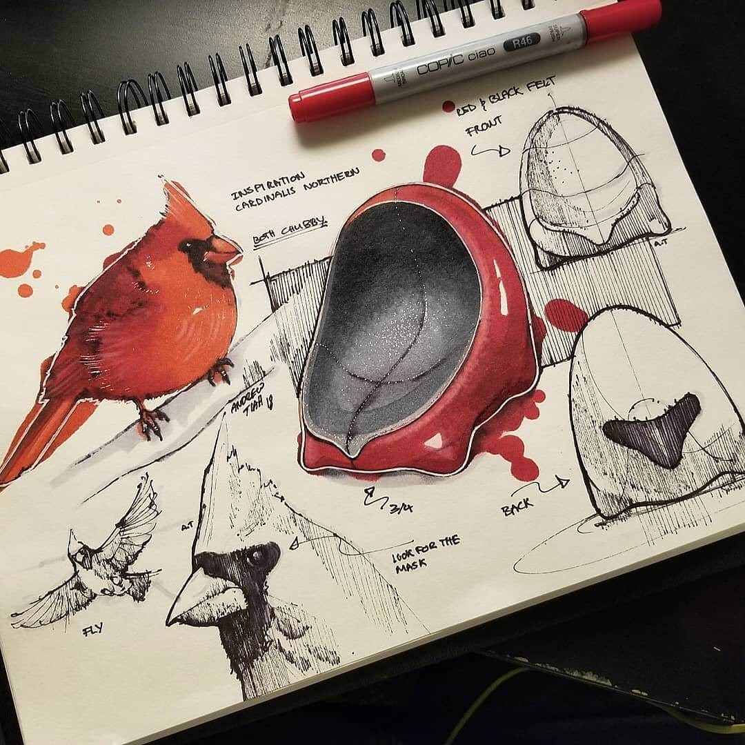 03-Northern-Cardinal-Armchair-TiahDesign-Animal-Inspiration-for-Product-Design-www-designstack-co