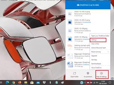 Menggunakan Files On-Demand