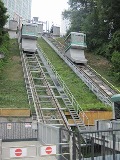 Incline Railway Niagara Falls.
