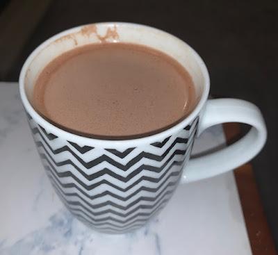 Turkish Delight Hot Chocolate (Whittard)