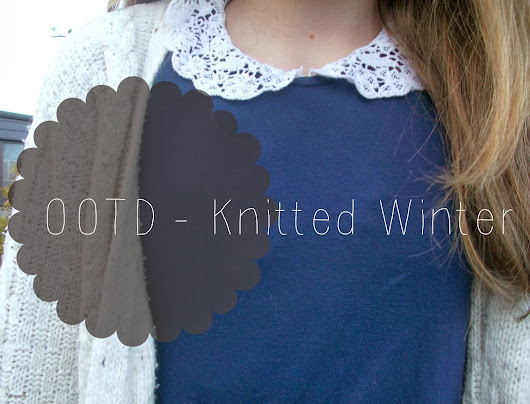 OOTD - Knitted Winter