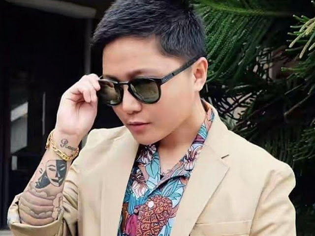 Jake Zyrus, Formerly Charice Pempengco, Sang 'Pyramid' With A Deeper Voice!