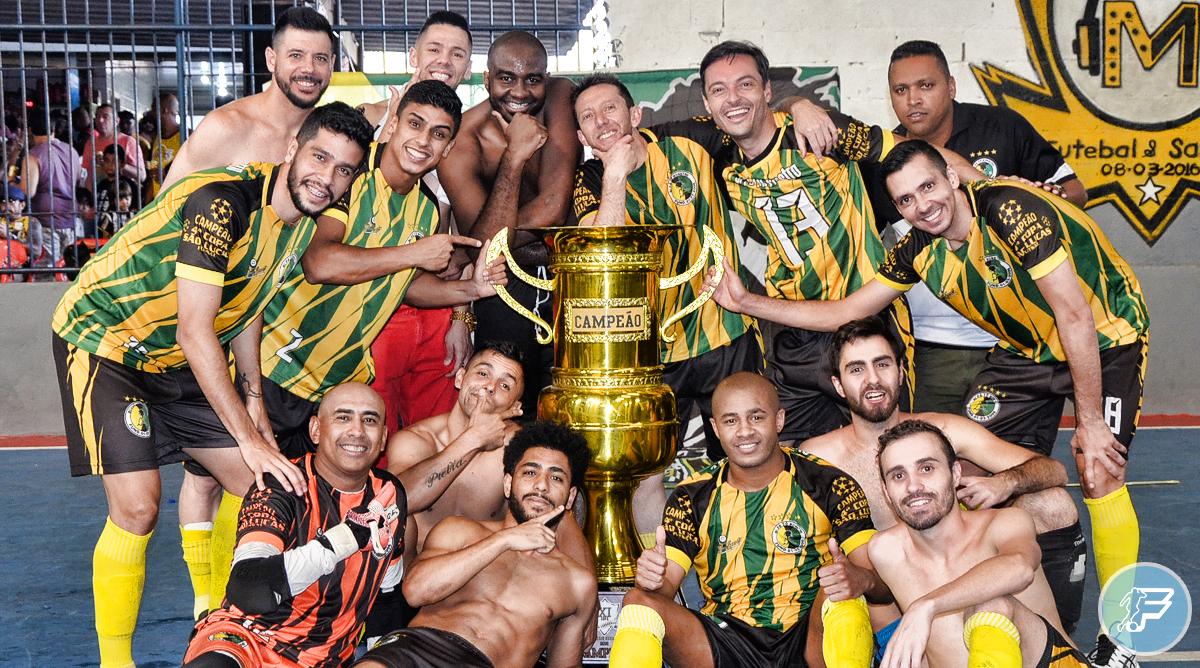 Copa CDM série Ouro terá sede nova em 2019